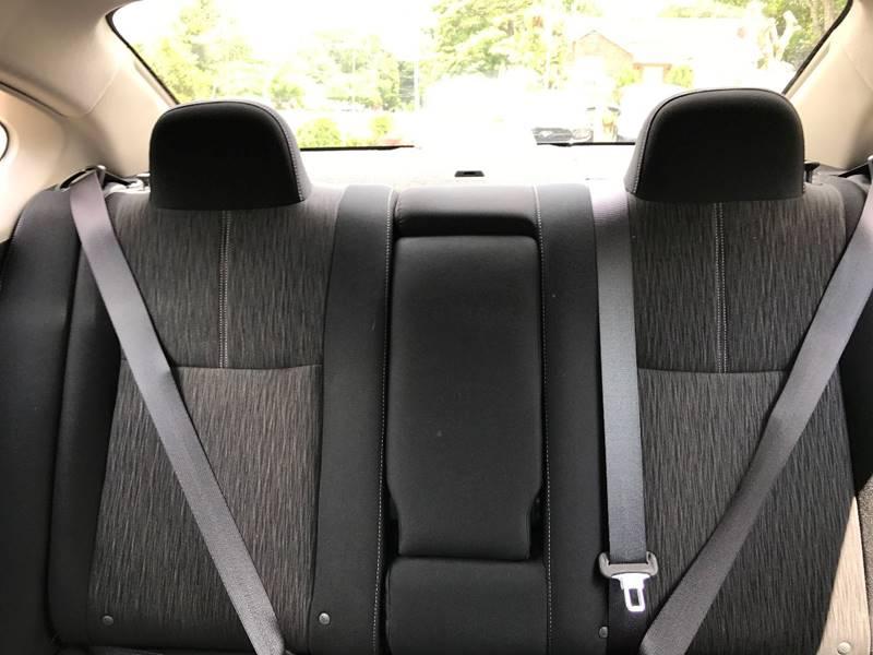 2014 Nissan Sentra SV 4dr Sedan - Hickory NC