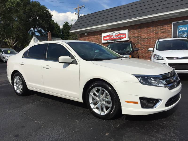 2012 Ford Fusion SEL 4dr Sedan - Hickory NC