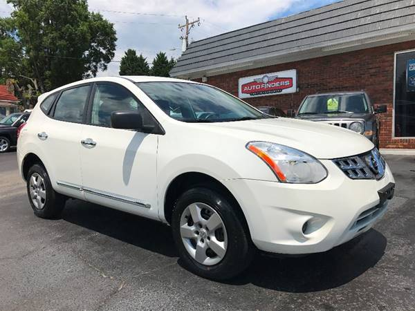 2013 Nissan Rogue S 4dr Crossover - Hickory NC