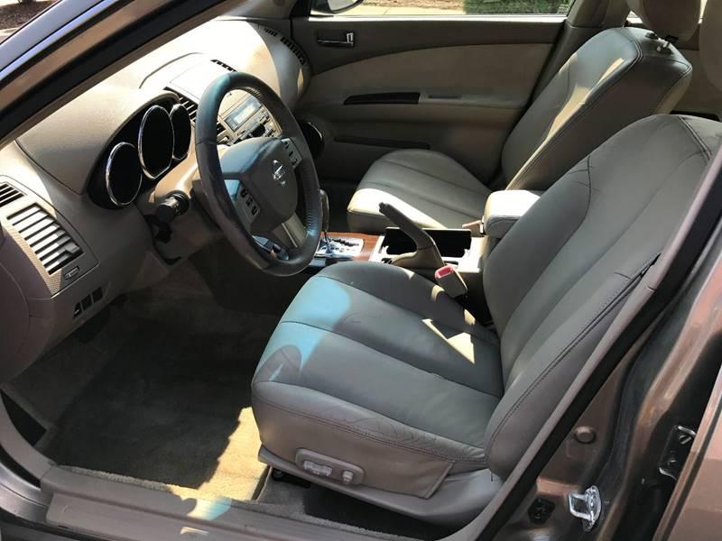 2005 Nissan Altima 2.5 S 4dr Sedan - Hickory NC