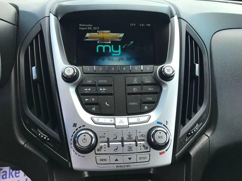 2013 Chevrolet Equinox AWD LT 4dr SUV w/ 2LT - Hickory NC