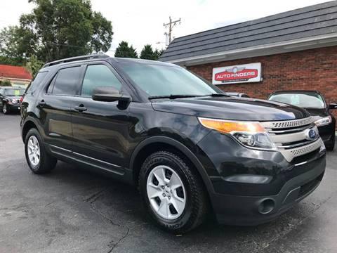 2013 Ford Explorer for sale in Hickory, NC