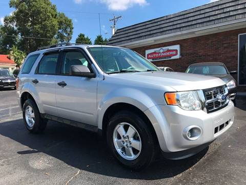2011 Ford Escape for sale in Hickory, NC