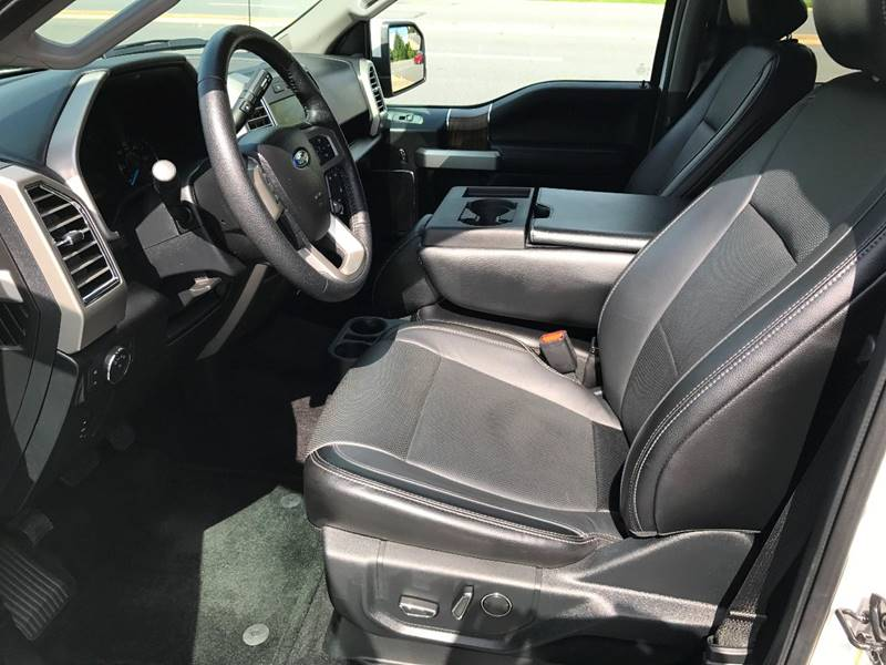 2016 Ford F-150 Lariat 4x4 4dr SuperCrew 5.5 ft. SB - Hickory NC