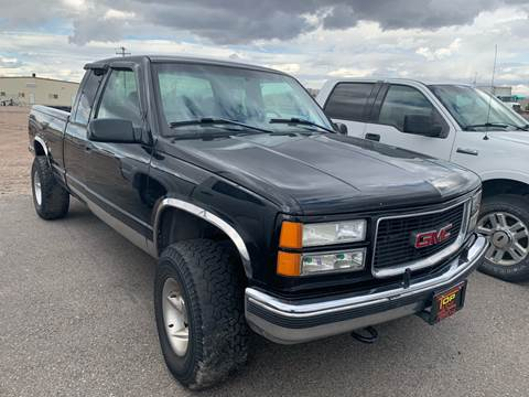 1998 GMC Sierra 1500 for sale in Idaho Falls, ID