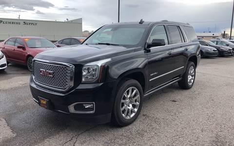2015 GMC Yukon for sale in Idaho Falls, ID