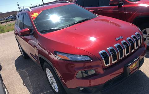 2015 Jeep Cherokee for sale in Idaho Falls, ID