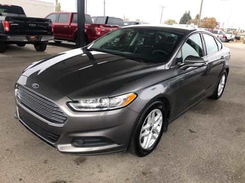 2014 Ford Fusion for sale in Idaho Falls, ID