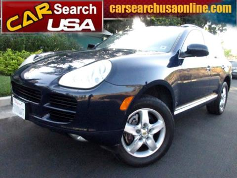 2005 Porsche Cayenne for sale in North Hollywood, CA