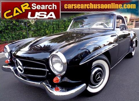 1962 Mercedes-Benz 190-Class for sale in North Hollywood, CA