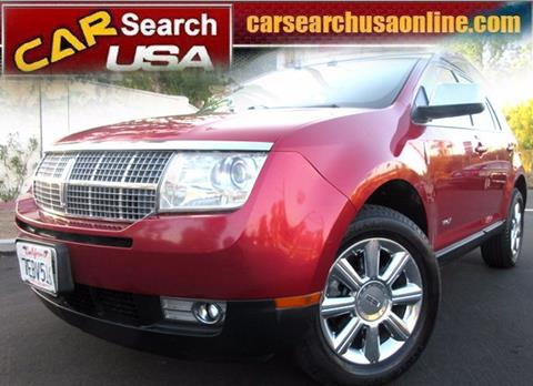 2008 Lincoln MKX for sale in North Hollywood, CA