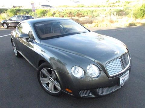 2008 Bentley Continental for sale in North Hollywood, CA