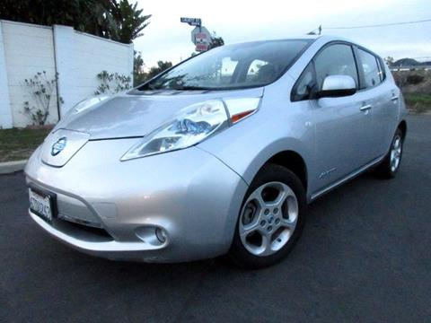 2011 Nissan LEAF for sale in North Hollywood, CA