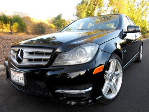 2012 Mercedes-Benz C-Class for sale in North Hollywood, CA