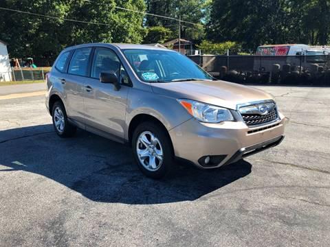 2014 Subaru Forester for sale in Marietta, GA