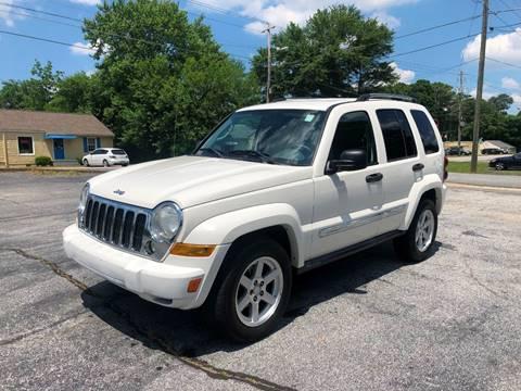 2007 Jeep Liberty for sale in Marietta, GA