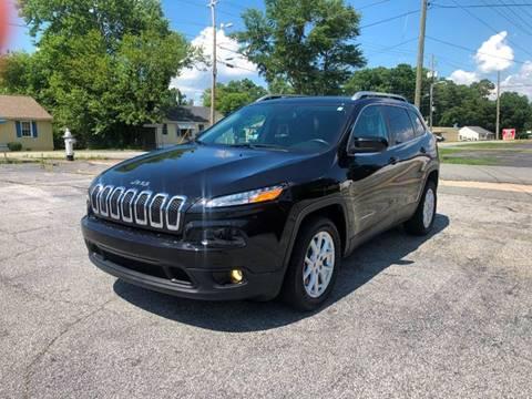 2014 Jeep Cherokee for sale in Marietta, GA