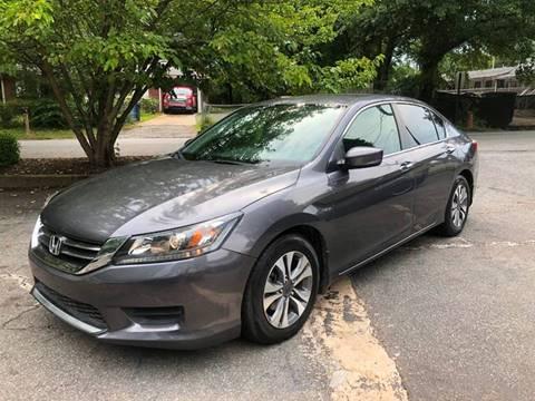 2013 Honda Accord for sale in Marietta, GA