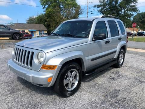 2005 Jeep Liberty for sale in Marietta, GA