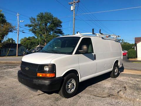 2011 Chevrolet Express Cargo for sale in Marietta, GA