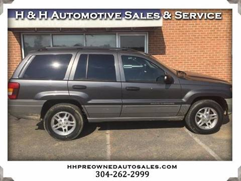2002 Jeep Grand Cherokee for sale in Martinsburg, WV