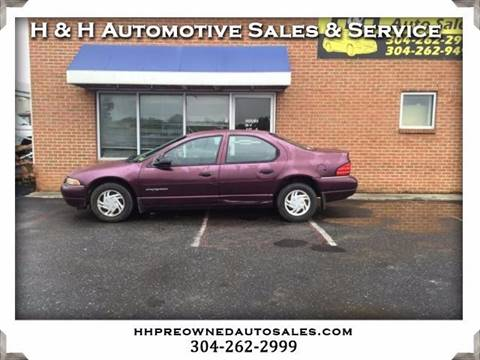 1998 Plymouth Breeze for sale in Martinsburg, WV
