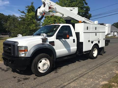 2010 Ford F-550 for sale in Windsor Locks, CT