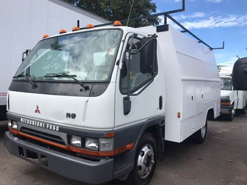 2001 Mitsubishi Fuso fE-SP for sale in Windsor Locks, CT
