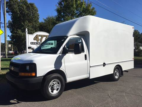 2015 Chevrolet Express Cutaway for sale in Windsor Locks, CT
