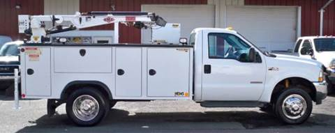 2004 Ford F-450 for sale in Windsor Locks, CT