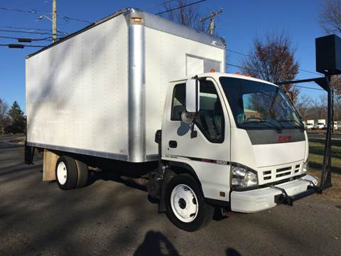 2007 GMC W5500 for sale in Windsor Locks, CT
