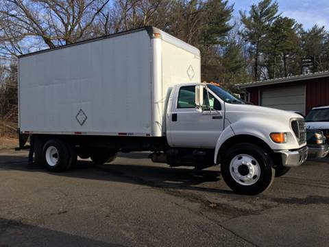 Box Trucks For Sale In Windsor Locks Ct Carsforsale Com