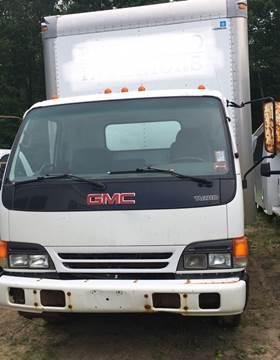 2004 GMC W4500 for sale in Windsor Locks, CT