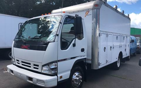 2007 GMC W4500 for sale in Windsor Locks, CT
