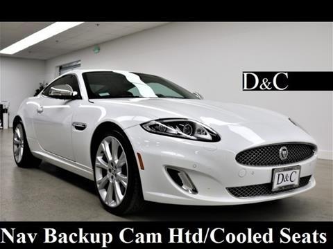 2013 Jaguar XK for sale in Portland, OR