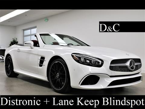 2017 Mercedes-Benz SL-Class for sale in Portland, OR