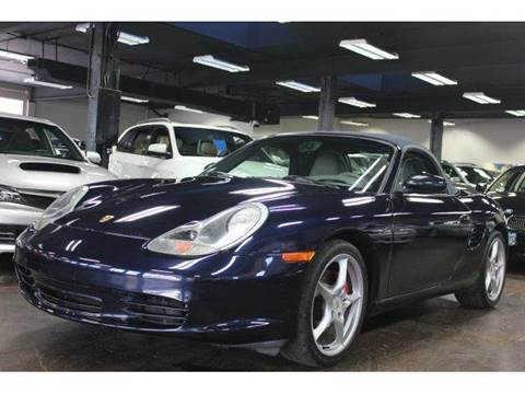 2003 Porsche Boxster for sale in Portland OR