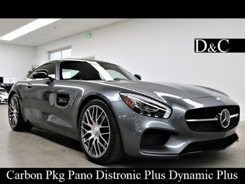 2016 Mercedes-Benz AMG GT for sale in Portland, OR