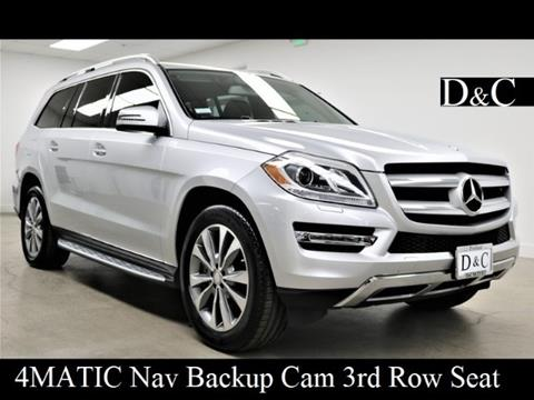 2015 Mercedes Benz GL Class For Sale In Portland, OR