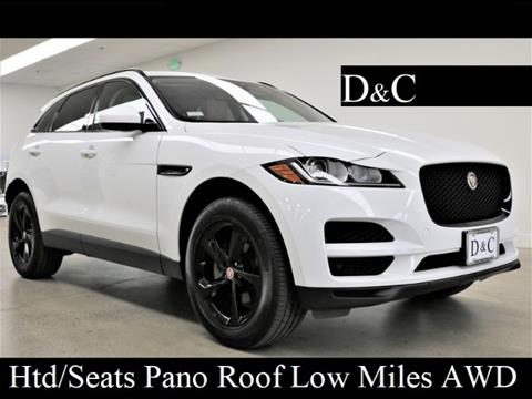 2018 Jaguar F-PACE for sale in Portland, OR