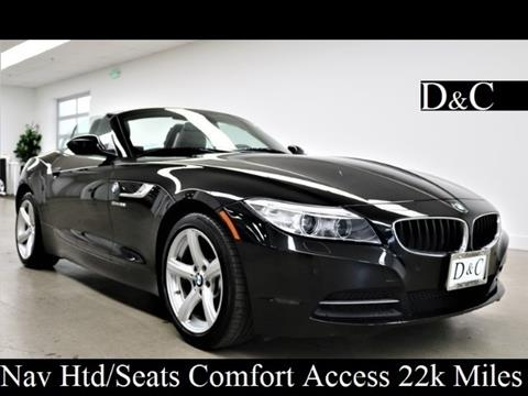 2015 BMW Z4 for sale in Portland, OR