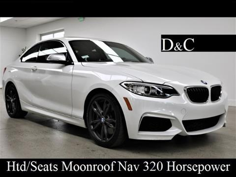 2016 BMW 2 Series for sale in Portland, OR