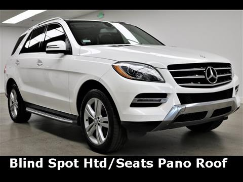 2015 Mercedes-Benz M-Class for sale in Portland, OR