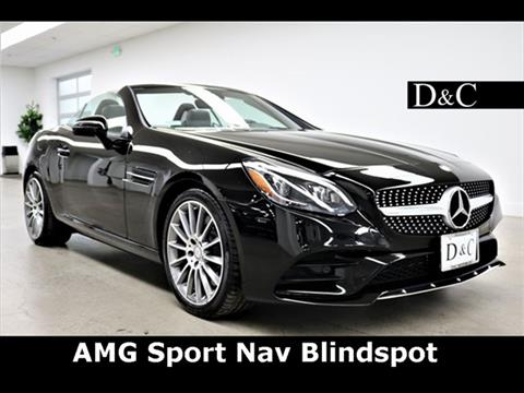 2017 Mercedes-Benz SLC for sale in Portland, OR