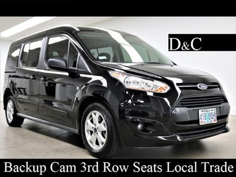 2016 Ford Transit Connect Wagon for sale in Portland, OR