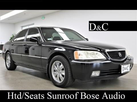 2002 Acura RL for sale in Portland, OR