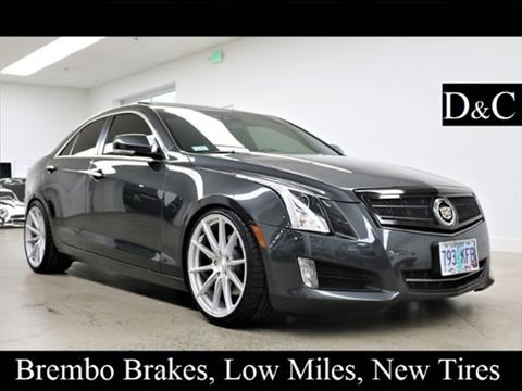 Cadillac Of Portland >> 2014 Cadillac Ats For Sale In Portland Or
