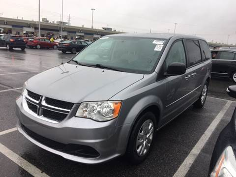 2014 Dodge Grand Caravan for sale at Harrisburg Auto Center Inc. in Harrisburg PA