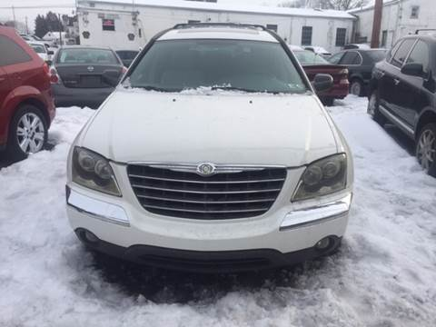 2004 Chrysler Pacifica for sale at Harrisburg Auto Center Inc. in Harrisburg PA