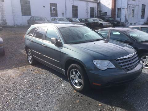2007 Chrysler Pacifica for sale at Harrisburg Auto Center Inc. in Harrisburg PA